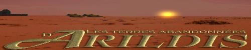 Les terres abandonnées d'Arildis