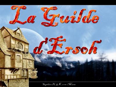 Bannière de la saga La Guilde d'Ersoh