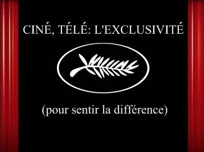 Pochette de Ciné, Télé: l'Exclusivité (pour sentir la différence)