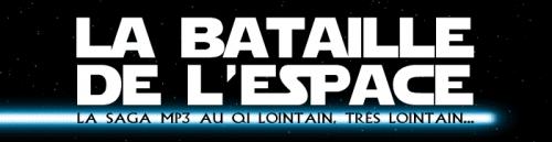 Bannière de la saga La Bataille de l'Espace